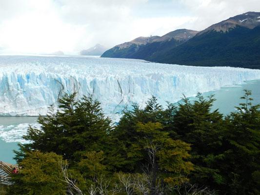 Perito Moreno-Gletscher (Argentinien)