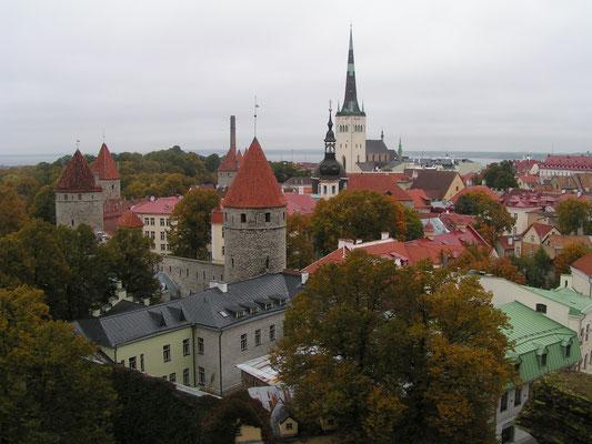 Altstadt von Tallinn (Estland)