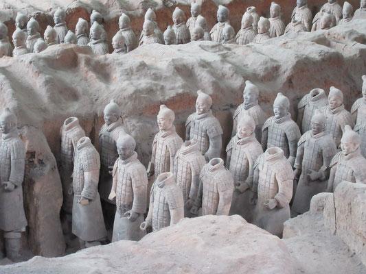 Terrakotta-Armee (Xian)