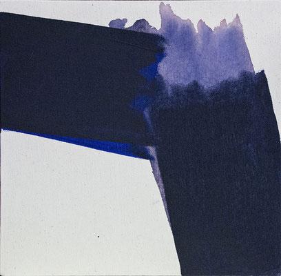 S.F. 0,30 x 0,30m acryl /toile ©BD-F