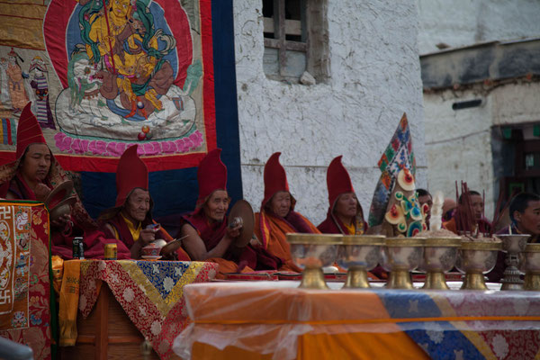 Tiji Festival in Lo Manthang, Upper Mustang