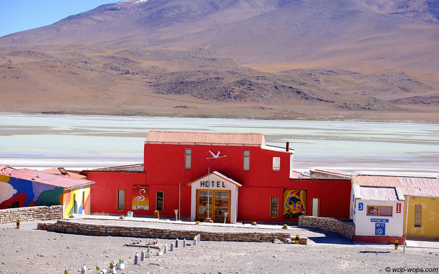 hotel on the laguna route