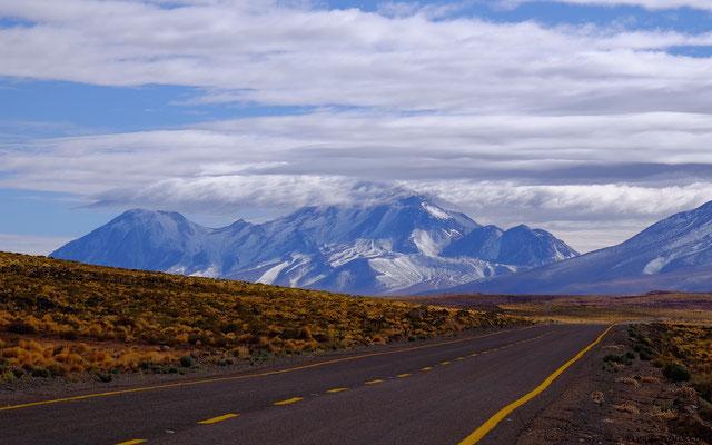 HWY to San Pedro de Atacama
