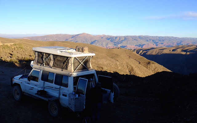 last camp before tupiza