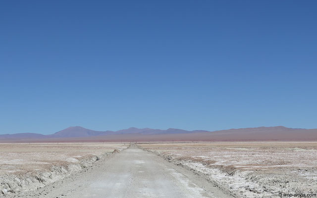 on the Salt road