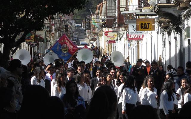 Bolivia=Demonstration