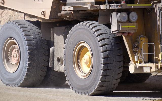 tyre 4,0m diameter