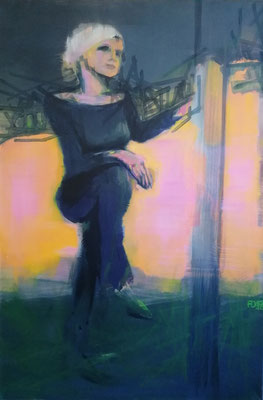 LADY IN BLACK 05/20 80X120CM