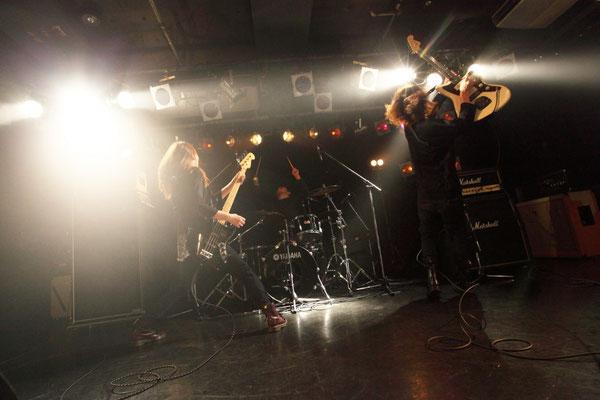 2014.12.30 渋谷TSUTAYA O-Crest