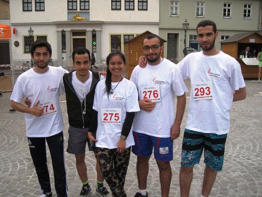 """Mixedteam """"LSK HS Anhalt Team 12 - Marakesch"""""""
