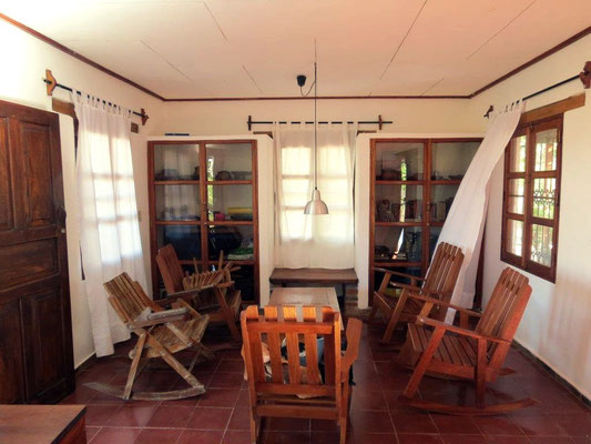 Sala de estar Casa Loma