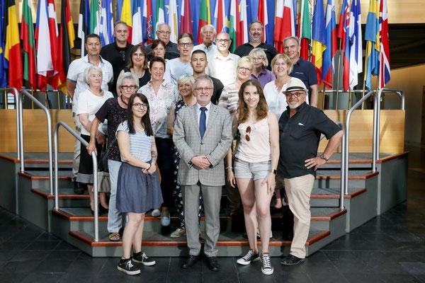 Besuch der CDU Grop-Gerau am 30. Mai.