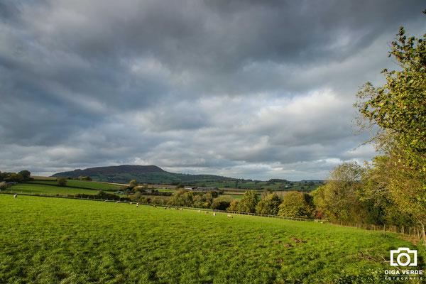 Van Wye naar Rhymney