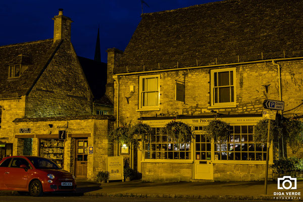 Burford B+B The Priory