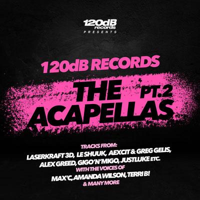 120dB Records - The Acapellas Pt.2