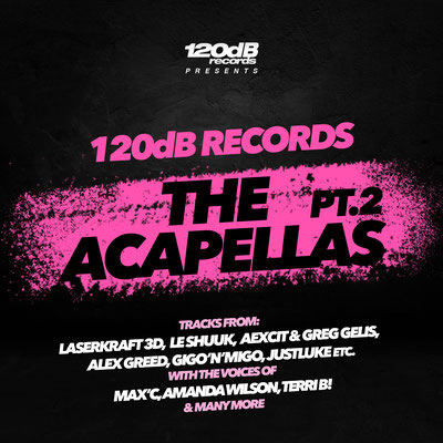 120dB Records - The Acapellas Pt.2