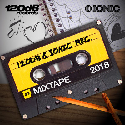120dB & IONIC Records ADE MIXTAPE 2018