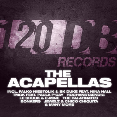 120dB Records - The Acapellas Pt.1