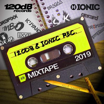 120dB & IONIC Records ADE MIXTAPE 2019