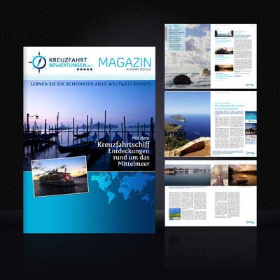 Broschüren & Magazine