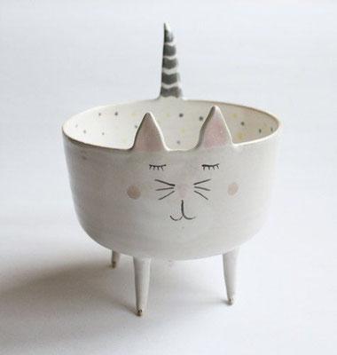 Céramique Maurice le Chat fait main