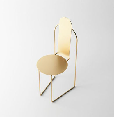 Chaise Pudica du designer Pedro Paulo Venzon