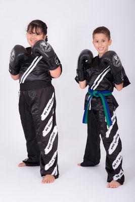 Oldenburg Kindergarten Schulkinder Kampfkunst Kampfsport Martial Arts Hyper Pro Training  Kickboxen Hyper Fight Club