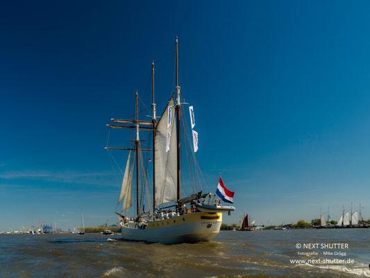 """Die """"Franeker"""" aus den Niederlanden"""