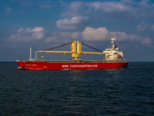 Der Stückgutfrachter, Thorco Africa