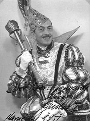 1951 Gustav I., Gustav Karsunke