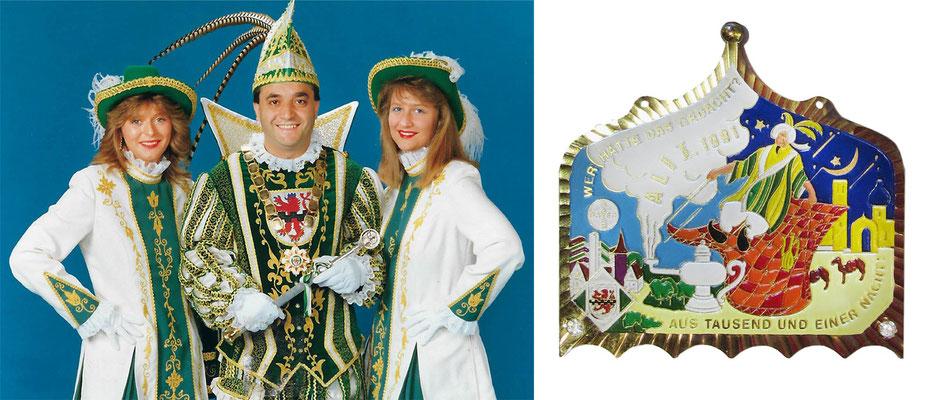 1991 Ali I., Ali Bulut - Prinzenorden