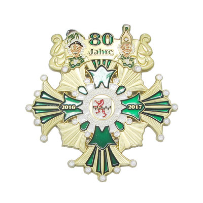 Sessionsorden 2017 - 80 Jahre Prinzengarde Leverkusen