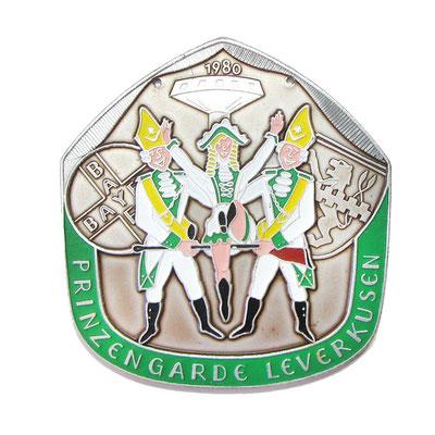 Sessionsorden 1980 - Die Prinzenwache uniformiert sich