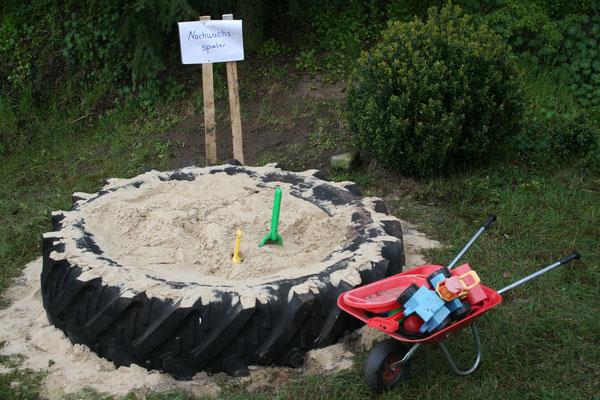 Sandplatz Junioren