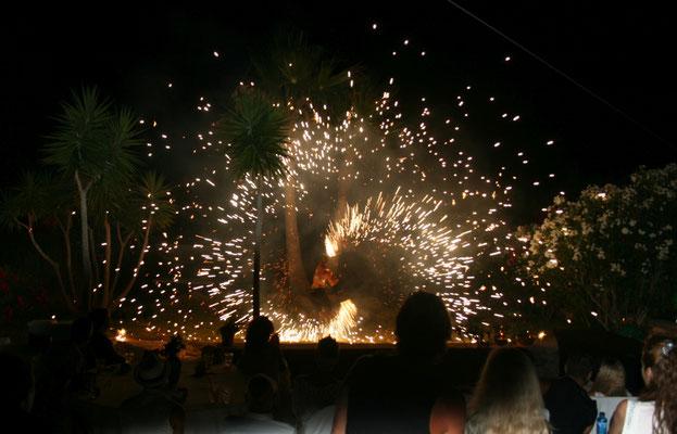 Showact, Party, 300 Gäste auf Mallorca