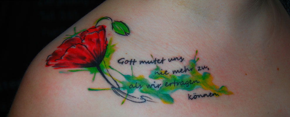 Convention Bayreuth 2016 - Tattoo No. Two - Tattoo by Patrick