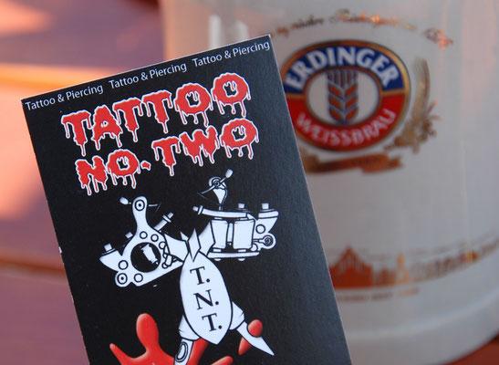 Convention München 2016 - Tattoo No. Two