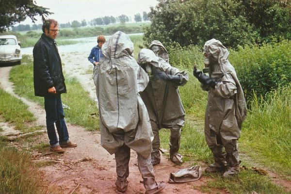 1982: Hans-Baimler-Wettkämpfe an der Funkenkuhle mit R. Dietze