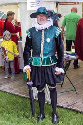 Unser Herzog Christoph zu Mecklenburg