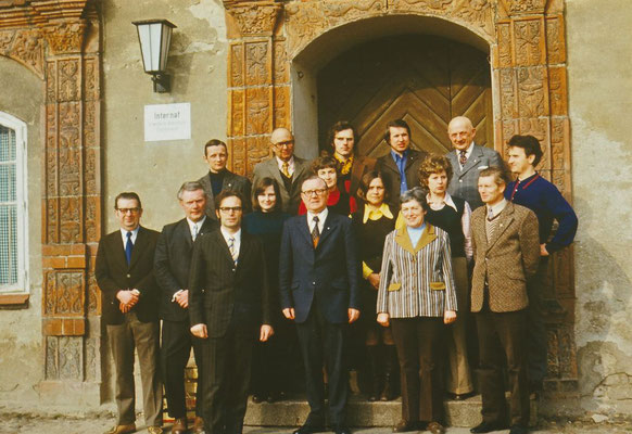 Leherkollegium 12. 06. 1974