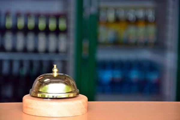Eindrücke vom Restaurant und Biergarten Zum Kormoran