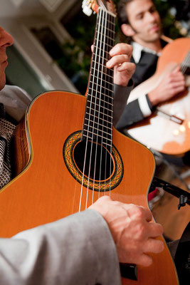 Acoustic Latin Guitars - Duo oder mit Band