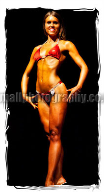 Personal Training Clifton Figure Competitor