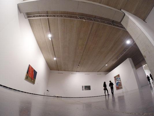 Encuentros Arte Joven Artes Plásticas y Visuales 2015. Centro de Arte Contemporáneo Huarte. maría azcona 2015