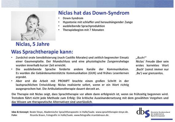 Downsyndrom_Sprachtherapie/Logopädie Halle