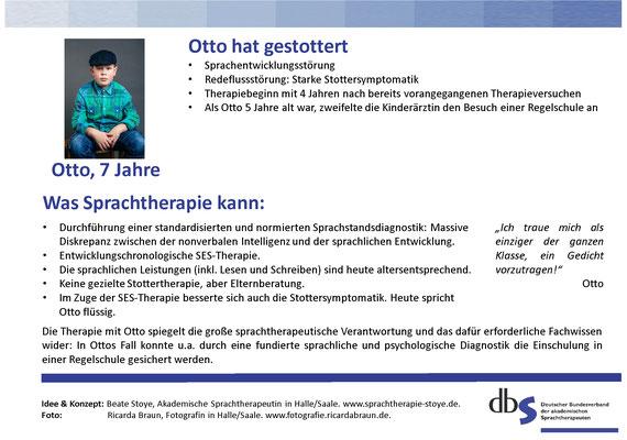 Stottern_Sprachtherapie/Logopädie Halle