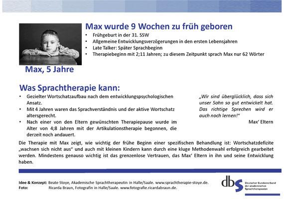 Früher Spracherwerb_Sprachtherapie/Logopädie Halle