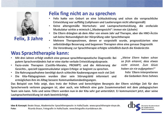 Aussprachestörung_Verbale Entwicklungsdyspraxie_Sprachtherapie/Logopädie Halle