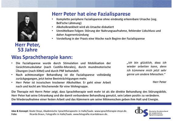 Fazialisparese_Sprachtherapie/Logopädie