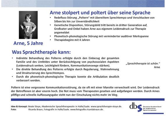 Poltern_Sprachtherapie/Logopädie Halle